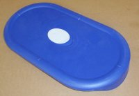 NEW Pyrex 8301 Vented Bowl Microwave Safe Storage Cover BLUE