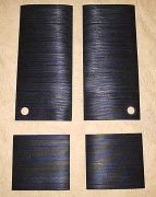 Wheel Horse 3-4-520 Lawn Tractor 4pc Ribbed Foot Board Mats NEW