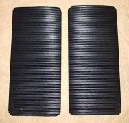 Wheel Horse 3-4-520 Lawn Tractor 110636 OEM Type Foot Board Mats
